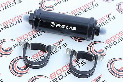 Fuelab 828 Series Inline Fuel Filter * 82832-1 *