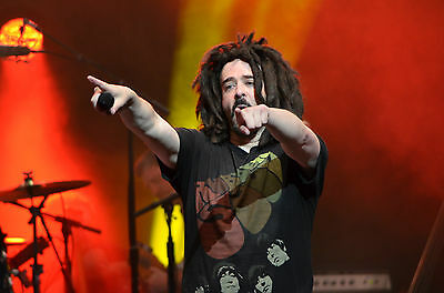 Adam Duritz Counting Crows 8X10 Photo