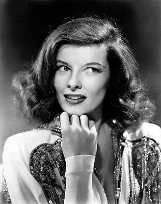 Katharine Hepburn Beautiful 8X10 Photo