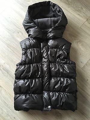 Bnwt Gorgeous Little Girls Next Gilet Body Warmer Age 5-6 Years
