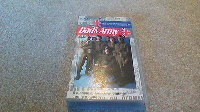 The Very Best of Dad's Army BBC Video (VHS)