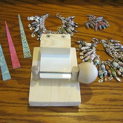 V3 Paper Bead Roller – Simplified & Controlled Paper Bead Rolling Machine