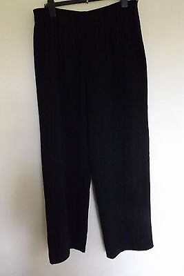Sticky Fingers VINTAGE wide legged high waist lined trousers size 16