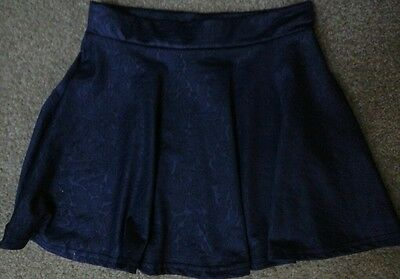 Gorgeous girls blue skirt 8-9 years
