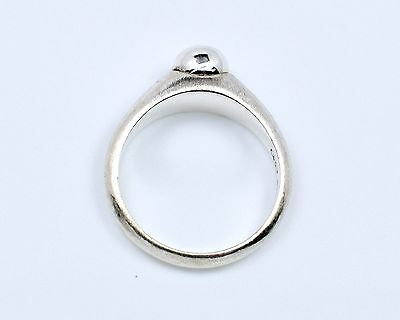 Genuine Links of London sterling silver ring. Rare.