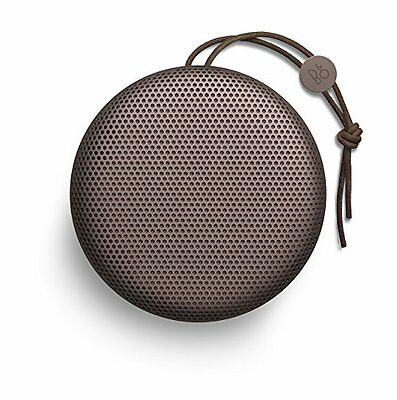 B&O PLAY de Bang & Olufsen Enceinte Nomade Bluetooth Beoplay A1, Rouge Foncé