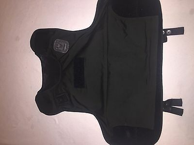 male x police level 2 ballistic/stab proof  body armour