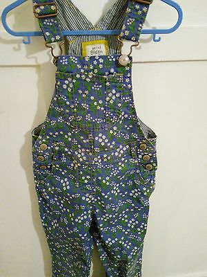 Gorgeous Boden dungarees, girls 3-4 years, VGC