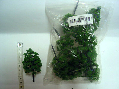 """Bag Of 10 Trees Approx 8Cm Tall - New Unused Bargain Price  """"a"""""""