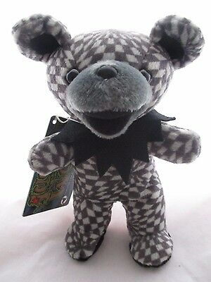 Grateful Dead August West Beanie Bear With Concert Tag 1998