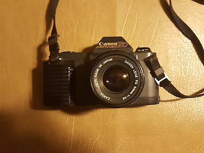 Canon T50 film camera with 50mm Lens