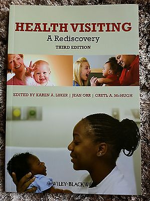 Health visting book. A rediscovery (3rd edition)