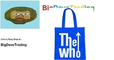 Officially Licensed - The Who Eco Shopping Bag