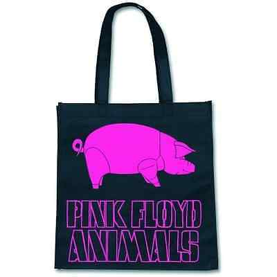 """Officially Licensed - Pink Floyd """"Animals"""" Eco Shopping Bag"""