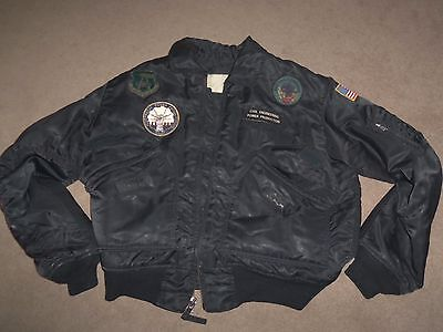 Desert Storm US Airforce flight jacket.