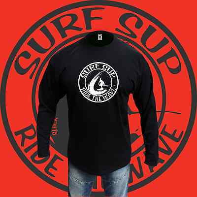 SURF SUP Paddle Board T Shirts.