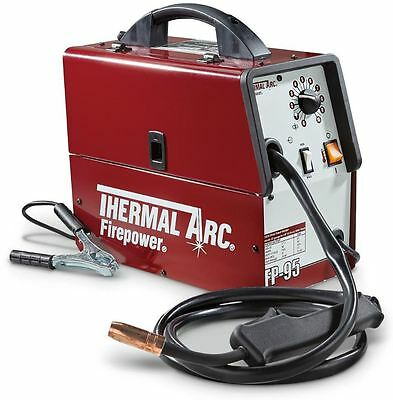 FirePower Thermal Arc Portable Gas Less Flux core Wire feed Welder MIG Welding