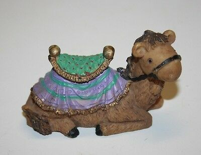 Camel small figurine China 3in