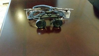 Brand New Orascoptic Dental Gem Loupes With Protective Case