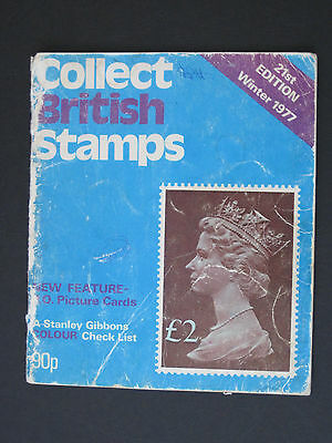Stamp Catalogue 'Collect British Stamps' Winter 1977