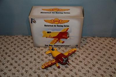 Shell Gee Bee R-1 SuperSportster Airplane model not Texaco