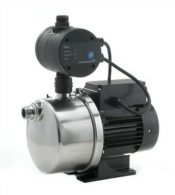 Grundfos JP5 Pump with PM1 Controller 98071526
