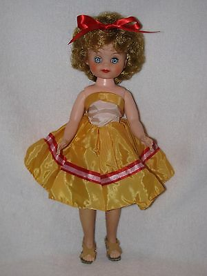 "14"" Vintage Vinyl Ideal Betsy McCall Doll???"