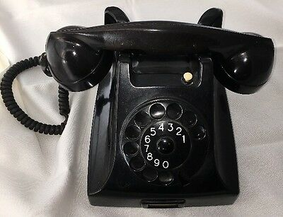 +Vintage PTT Prop Rotary Telephone