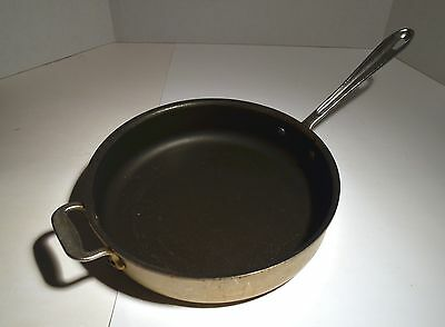 """All-Clad Metalcrafters Master Chef 11"""" skillet (#403)"""