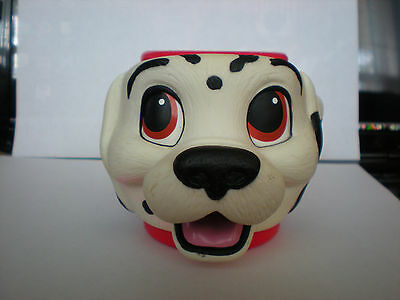 Collectible Applause Dalmatians Cup 1990's Version LOOK!
