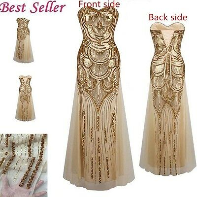 20s Dress Vintage Art Deco Wedding 1920's Style Dresses Long Gatsby Costume Prom