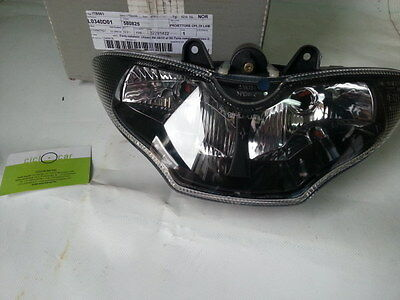 HEADLIGHT COMPLETE ORIGINAL GILERA RUNNER 50- POGGIALI - SP 580825 art.