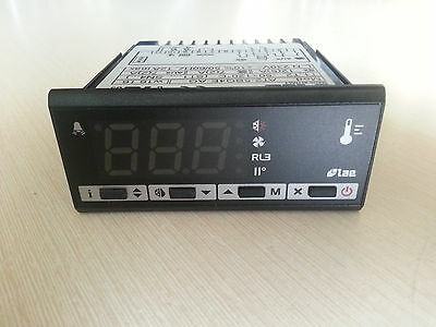 LAE AT2-5BQ4E-AG 240v Electronic Refrigeration Controller, made in Italy