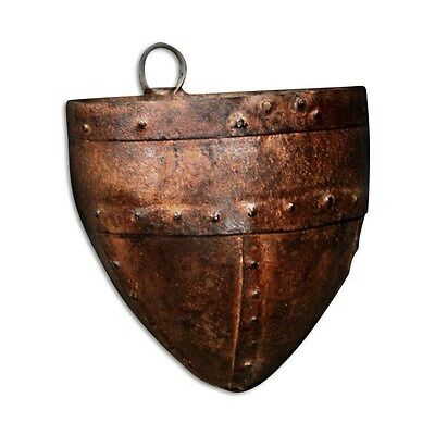 Silkroute PL80441RB  Rustic Iron Pot