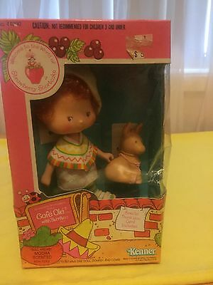 Strawberry Shortcake Kenner 1982 Cafe Ole With Burrito