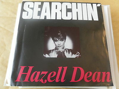 """Hazell Dean  """"searchin""""  On The Proto Label  1983"""