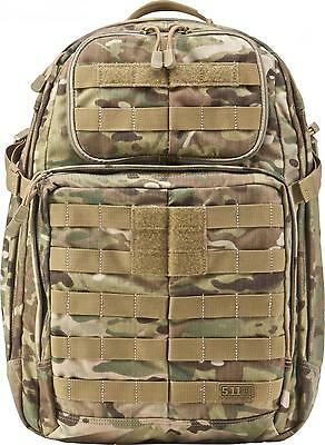 5.11 Tactical Rush 24 backpack Multicam - New with Tags