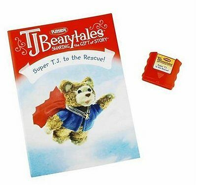 NEW Playskool T.J. Bearytales Super T.J. to the Rescue