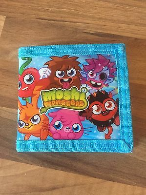 Moshi Monster Children's Wallet Only Used Twice