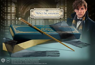 FANTASTIC BEASTS & Where to Find Them : NEWT SCAMANDER WAND from The Noble Colle