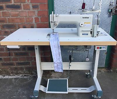 Brother Industrial Sewing Machine DB2-B755 Mark III (3) A Excellent Condition