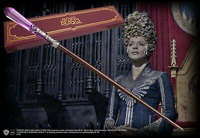 FANTASTIC BEASTS & Where to Find Them : SERAPHINA PICQUERY WAND Noble Collection
