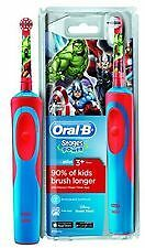 Oral-B stages Electric Toothbrush -MARVEL AVENGERS - Kids - Stocking filler/gift