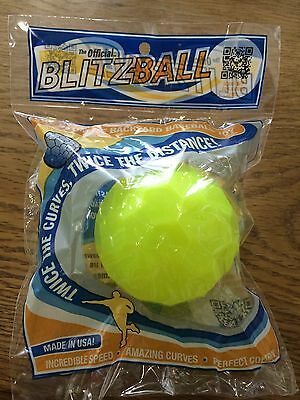 BLITZBALL OFFICIAL BASEBALL Brand New In Packaging Tried And Trusted UK Seller