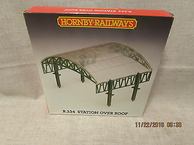 Hornby Station Over-Roof R.334 Brand New Complete