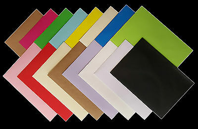 C5 Coloured Envelopes for Greeting Cards Party Invitations & Crafts 162 x 229mm