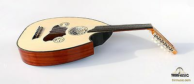 Turkish Professional Half Cut Electric Oud Ud String Instrument Aoh-201G