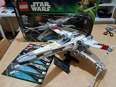 Lego Star Wars Red Five X-wing Starfighter - UCS 10240