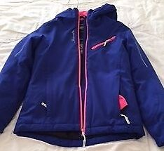 Girls' Ski Jacket, Trousers and Gloves