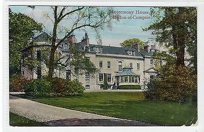 ANTERMONY HOUSE, MILTON OF CAMPSIE: Stirlingshire postcard (C21765)